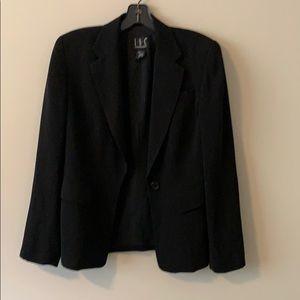 INC Black Blazer Size 2